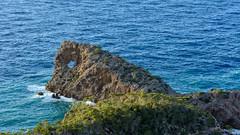 Hole in the Rock, Costa Brava, Mallorca (donhall9141) Tags: mallorca landscape phototype 201611tacruise spain water oceanshore 2016