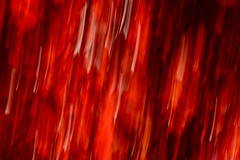 Fire in the Hole (brev99) Tags: tamron180f35 d7100 red intentionalcameramovement icm acr