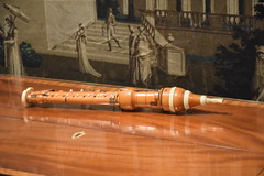 Double Flageolet (hansntareen) Tags: mfa doubleflageolet doublereed instrument music woodwind