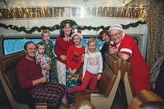 365 Project - Dec 4 (lupe1515) Tags: 365 project christmas jim beth olivia hannah aj henry train polarexpress papading nunabell