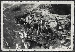 "Archiv K092 ""Deister 1937"" (Hans-Michael Tappen) Tags: archivhansmichaeltappen hitlerjugend hj drittesreich thirdreich nazigermany hitlerjungen uniform freizeit zug277 bann77 1937 deister 1930s 1930er outdoor landschaft scenery"