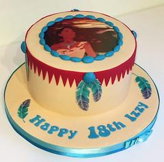 Pocahontas Birthday