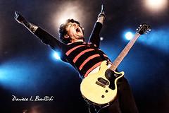 Green Day (dani[grunge photographer]) Tags: white roma green mike rock photo day pass joe pit leonardo armstrong tre billie bianchi daniele dirnt capanelle postepay concertinalive cooljason