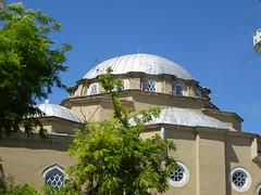 The dome of the mosque. (ikochergin) Tags: russia muslim islam mosque crimea arhitecture yevpatoria