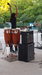 School of Rock Performs (Unionville BIA) Tags: street school music ontario canada rock drums live main millennium drummer bandstand unionville