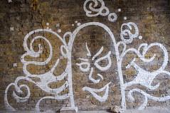 A Brief Appearance (photosam) Tags: streetart london prime graffiti raw lewisham gone fujifilm temporary lightroom x100 fujifilmx lewishamsquid