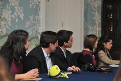 Jóvenes Embajadores presentaron sus proyectos (U.S. Embassy Montevideo) Tags: uruguay desem becas intercambiocultural embajadausa jóvenesembajadores studyintheus julissareynoso amigosdelasaméricas intercambioeducativo