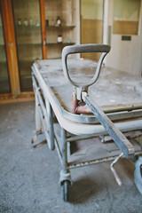 Delivery Bed (Animorpho) Tags: abandoned canon hospital teeth wheelchair surgery abandon gurney ue urbex vsco gabtea urbanautex