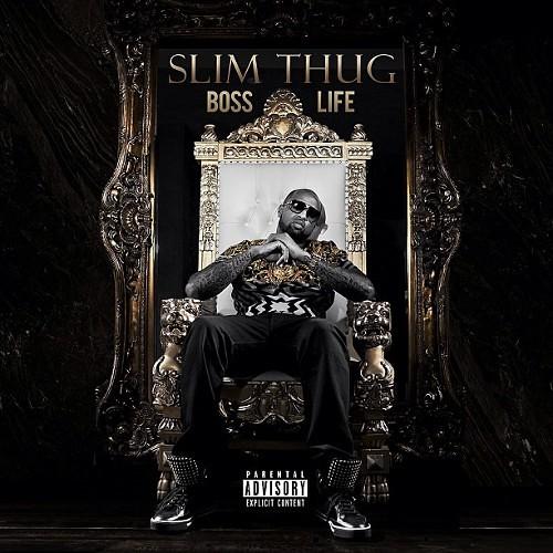 Slim Thug Boss Life Cover