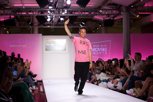 Stars Celebrate Donated Style & NY Fashion Week with Out of the Closet (9/10-9/12)
