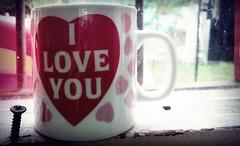 gelas I love U (PieceOfMindArt) Tags: nikon s3000