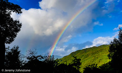 Funny Story... (Jeremy Johnstone) Tags: inspiration japan temple rainbow kyoto buddhism spiritual enlightenment doublerainbow deepthoughts