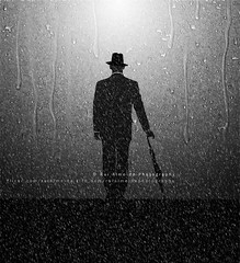 {Best of 2013} You never know what tomorrow may bring (Rui Almeida.) Tags: winter wedding shadow wallpaper blackandwhite bw cold rain fog backlight umbrella photoshop contraluz background fineart creative silhouettes nb illusion grayscale portfolio elegant psd minimalist backlighting winterlandscape minimalisme walkingintherain photoshopbrushes silhoetas poeticimage flickr10