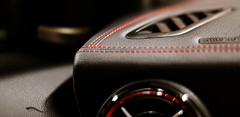 details (Lam-T) Tags: detail mercedes benz interior a45 amg