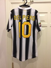 Juventus Del Piero Match Worn Shirt 2011-12 (Shamlan17) Tags: alex shirt del italia 11 worn match porte turin issue itay piero juventus maillot 2012 lazio alessandro juve maglia trikot matchworn 201112 uploaded:by=flickrmobile flickriosapp:filter=nofilter