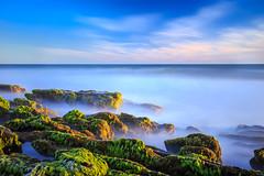 Basham Beach Sunset (James Yu Photography) Tags: au australia adelaide southaustralia 日落 岩石 bashambeachconservationpark 阿德莱德