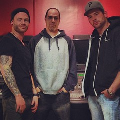 "Video brainstorming session at #mindbender studio with world renowned battle mc @realdealpgh - catch our new single ""round and round"" on wamo. #musicvideo #jessemader #jjames #realdeal #roundandround #littlebender #music #a-side #mountoliver • <a style=""font-size:0.8em;"" href=""https://www.flickr.com/photos/62467064@N06/10847975034/"" target=""_blank"">View on Flickr</a>"