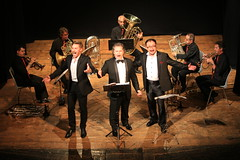 Concert: Three tenors and Parma brass quintet