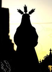 Silueta Cautivo Rescatado(Crdoba) (Lionel Diaz Fotografa) Tags: santa en aniversario de nuestro jesus cordoba salida su 300 silueta padre semana extraordinaria rescatado trinitarios