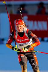 Women Relay - WC Biathlon Annecy-Le Grand-Bornand 2013