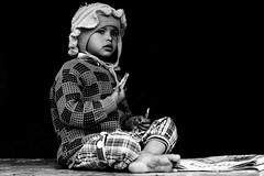 kumbh mela (daniele romagnoli - Tanks for 10 million views) Tags: portrait india nikon asia indian ritratto indien inde d800 induismo indija kumbhmela indiadelnord romagnolidaniele