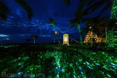 'Tween Waters Inn - Captiva Island Christmas (tropicdiver) Tags: santa clouds christmaslights palmtrees captivaisland tweenwatersinn