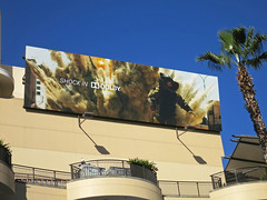Retail, Dolby at Hollywood and Highland, Banner