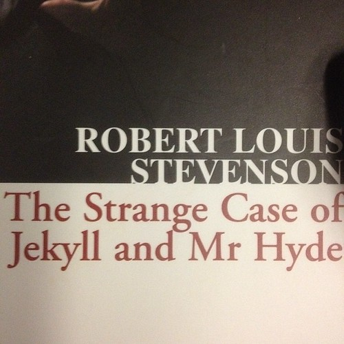 Robert Louis Stevenson book fan photo