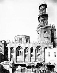 02_Cairo - Sultan Kalaoun Mosque (usbpanasonic) Tags: muslim islam egypt culture mosque nile cairo nil egypte islamic  caire moslem egyptians egyptiens kalaoun