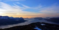 Where five fjords meet (Martin Ystenes - hei.cc) Tags: mountains norway norge norwegian fjord fjell vestlandet sunnmøre møreogromsdal storfjorden sykkylven sunnmørsalpene sunnmørsalpane sykkylvsfjorden mygearandme mygearandmepremium mygearandmebronze
