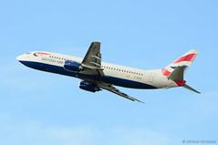 British Airways B737 G-DOCA (GlaMichael) Tags: ba britishairways b737 boeing737 glasgowairport egpf gdoca
