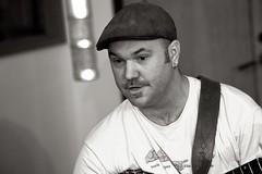 2014-02-15--13 (Al Stern) Tags: music sign drive rainbow bluegrass live performance pledge 2014 kboo