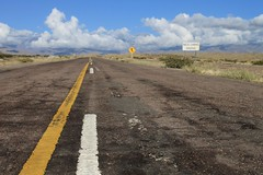 The tarmac en route to Paso Agua Negra