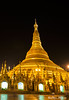 Shwedagon pagoda in Yangon (n_dangthuy) Tags: holiday tower simon night gold pagoda shwedagon yangon burma myanmar lowlightphotography goldenpagoda nikkor18200mm nikond90 lens18200mm diamondontop