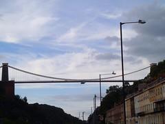 Clifton Suspension Bridge (LA Stanton) Tags: bridge architecture bristol spring suspension kingdom gorge avon clifton cliftonsuspensionbridge brunel isambardkingdombrunel isambard avongorge