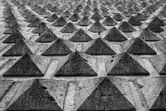 Chiesa del Gesú Nuovo (S Michi) Tags: bw gris arquitectura grigio perspective napoli perspectiva napoles architettura prospettiva grei chiesadelgesunuovo