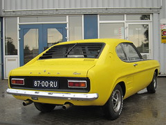 1971 Ford Capri 2800 (rvandermaar) Tags: ford capri 1971 2800 mk1 fordcapri 8700ru sidecode2