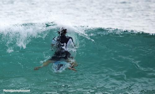 Underwater serfer