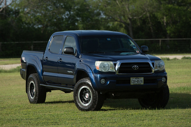 offroad toyota tacoma trd