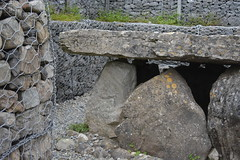 Listoghil, Central Tomb, Carrowmore Megalithic Cemetery, County Slig, Ireland, 7 July 2013 L 018 (Lynn Rainard) Tags: county ireland megalithic cemetery n moire sligo dolmen carrowmore reiling listoghil mheigiliteach ceathrun westporttoletterkenny7july2013l