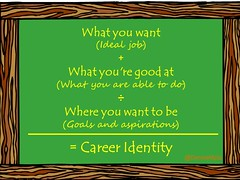Calculate Career Identity (DeniseMpls) Tags: student employment skills job talents advancement jobsearch fulfilled careeradvice jobseeker denisefelder denisempls careeridentity