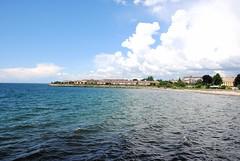 Ystad (Maria Eklind) Tags: summer sky beach clouds sweden skane ystad