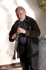 Willem and clarinet (paul indigo) Tags: portrait musician music artist belgium clarinet willemvermandere paulindigo
