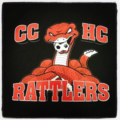 Go Rattlers! (Your shirts look great!)