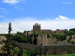Toledo (Graa Vargas) Tags: espaa spain espanha ponte toledo brigde graavargas 2014graavargasallrightsreserved 9105070814