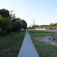 The Road Ahead. Day 58. Isle of Palms Connector in Mt. Pleasant, SC. Into Charleston today! And tonight to the top restaurant in the country, Husk. Gonna be a good one. #TheWorldWalk #sc #travel #Charleston #wwtheroadahead