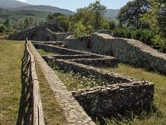 Cinta muraria / Town walls (Antonio De Capua) Tags: archaeology ancientrome molise sannio sepino anticaroma archeologia