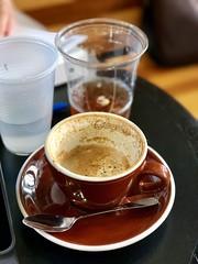 Stumptown Coffee Roasters Cappuccino, shot on an iPhone 7 Plus (ryanisaacs123) Tags: stumptowncoffeeroasters iphone7plus cappuccino espresso stumptown