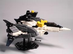 DSC06063 (obscurance) Tags: lego macross moc frontier vf25 messiah fighter space sms zio afol