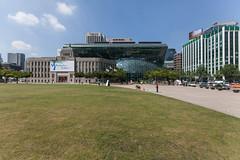 rathaus seoul (dadiolli) Tags: korea sdkorea southkorea   cityhall rathaus